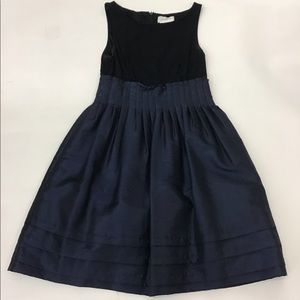 Jessica Simpson Blue & Black Dress Size 4